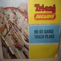 Triang Railways 1963 Track Plans